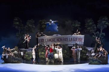 À Genève, Il Giasone en comédie burlesque
