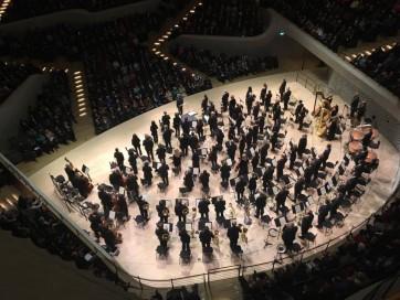 Nagano, un brucknérien d'élite à l'Elbphilharmonie de Hambourg