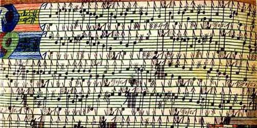 adolf_woelfli_musical_anotations