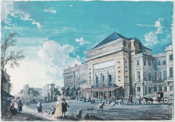 1. Académie Royale de Musique