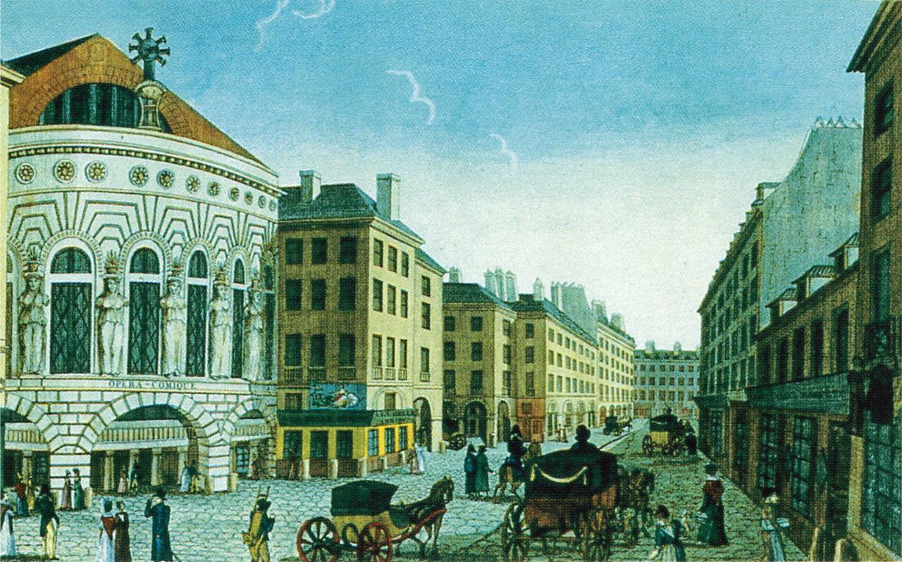 3. Théâtre Feydeau