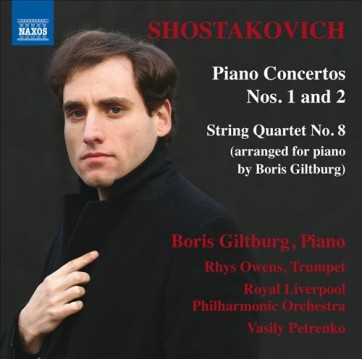 Chostakovitch Giltburg