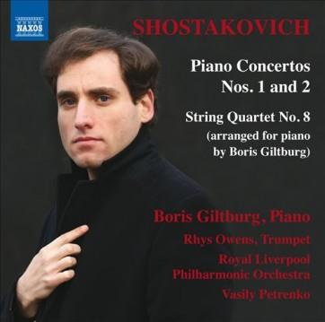 Chostakovitch Giltburg