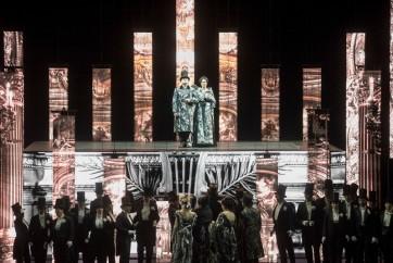 Trompe-La-Mort de Luca Francesconi en création sur le plateau de Garnier
