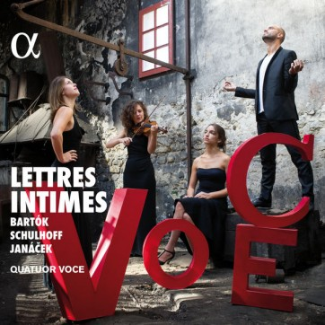 Quatuor Voce CD
