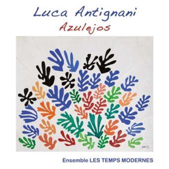 CD AZULEJOS Antignani
