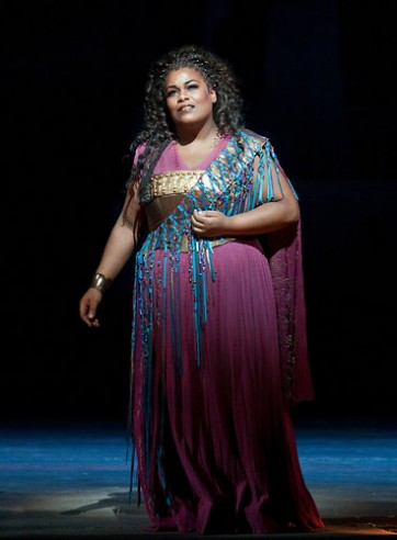 Latonia Moore as Aida_Cory Weaver