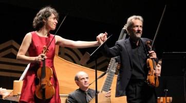 Duo de charme Beyer-Carmignola dans Vivaldi à Gaveau