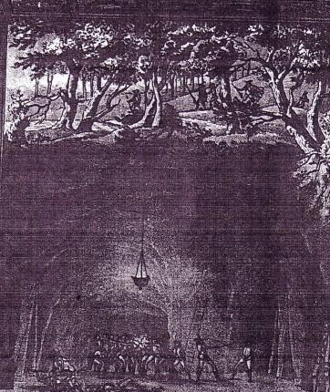 La Caverne, page de garde de la partition (s.d.). Bibliothèque nationale de France, Musée de l'Opéra.