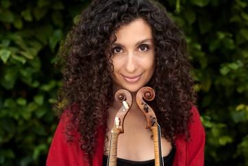 Chouchane Siranossian, double violoniste