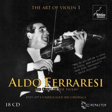 Aldo Ferraresi, maître oublié du violon
