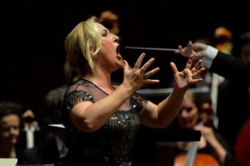 Diana Damrau et Nicolas Testé enflamment la Philharmonie de Luxembourg