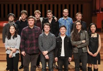 Les douze finalistes