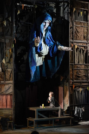 Cavalleria Rusticana et Pagliacci à Strasbourg : Hommage au cinéma italien