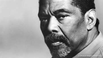 Portrait Alvin Ailey c