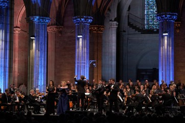 A Saint-Denis, Daniele Rustioni dans le Stabat Mater de Rossini