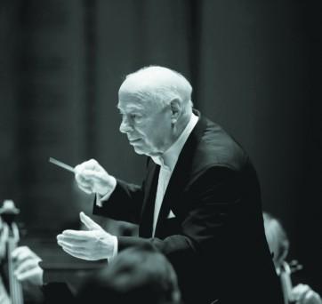 Très grande soirée à la Philharmonie avec Bernard Haitink et Mitsuko Uchida