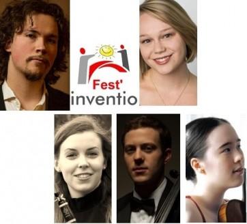 musiciens Fest'inventio 2017