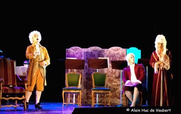 Mozart compose à vue l'air de la Reine de la nuit