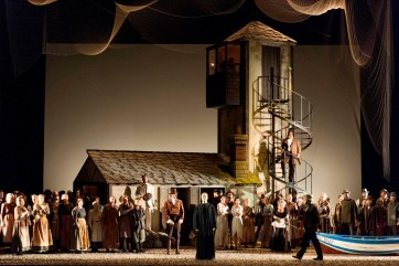 Theater Bonn: PETER GRIMES