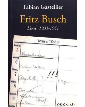 Fritz-Busch exil livre