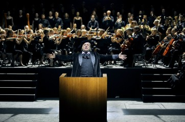 Les Maîtres-chanteurs de Bayreuth : dans la tête de Richard Wagner