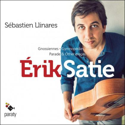 Sébastien Llinares_Erik Satie_Paraty