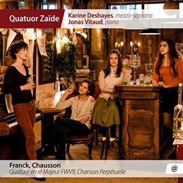 quatuor zaide nomadmusic
