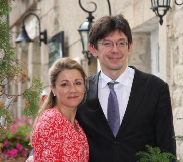 Kateřina Knĕžiková & Václav Luks