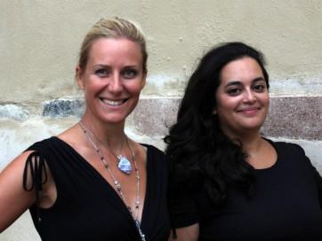 Blandine Staskiewicz & Anthea Pichanik