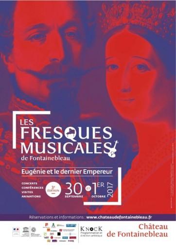 Les Fresques musicales de Fontainebleau 2017 - 3ème édition - Détail de la programmation_001