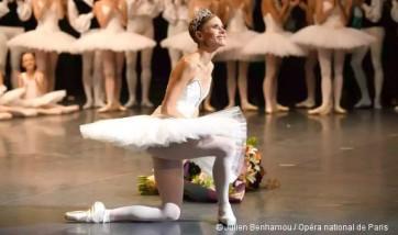 Laëtitia Pujol tire sa révérence à l'Opéra de Paris