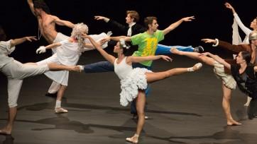 Danse en majesté à l'Opéra de Lyon