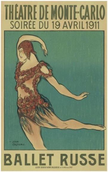 Ballets Russes_Cocteau
