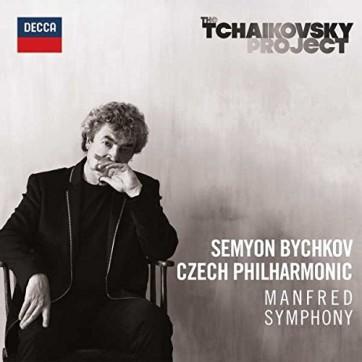 CD Bychkov Tchaikovski Manfred