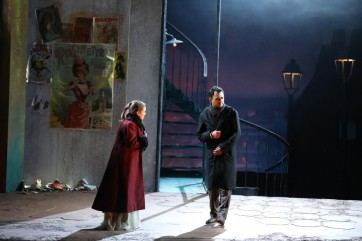La Bohème 7 © Arnaud Hussenot - Opéra-Théâtre de Metz Métropole