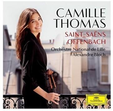 Camille thomas DG Saint-Saens