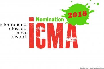 ICMA Nomination 2018