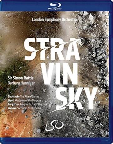 Stravinsky. Rattle. Hannigan