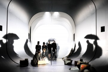 La mort en finesse par Kirill Petrenko dans Le Tryptique de Puccini