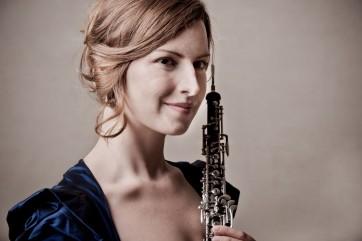 La hautboïste Céline Moinet, une Française à Dresde