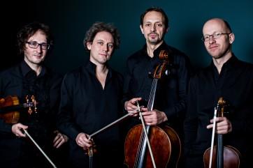Quatuor Les Dissonances_cop_Benoit Linero