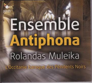 Occitanie baroque des Pénitents noirs Antiphona