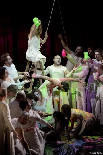 Tours fête Gounod avec Philémon et Baucis