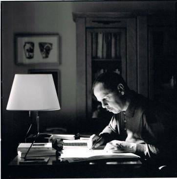 Le compositeur Philippe Fénelon dépose ses archives à la BnF
