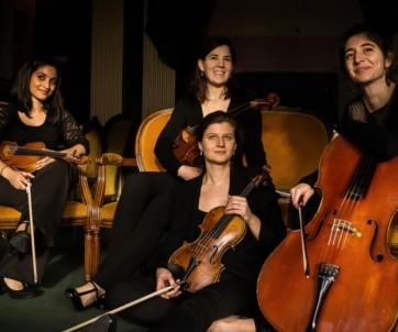 Quatuor Akilone (c) damien richard