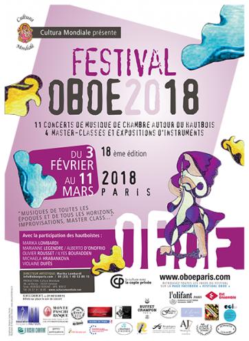 affiche oboe2018