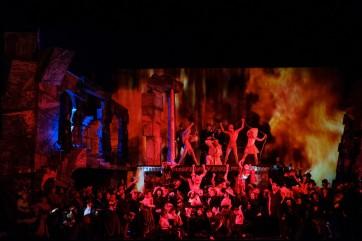 Un Benvenuto Cellini de foire à l'Opéra Bastille