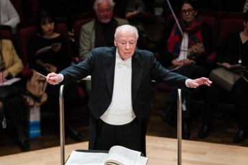 Inoubliable Requiem de Brahms par Haitink à Munich