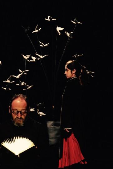 La Conférence des oiseaux de Michaël Levinas par Lilo Baur